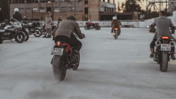 The Distinguished Gentleman's Ride 2017 Moscow - DGR 2017 Редактировать Удалить
