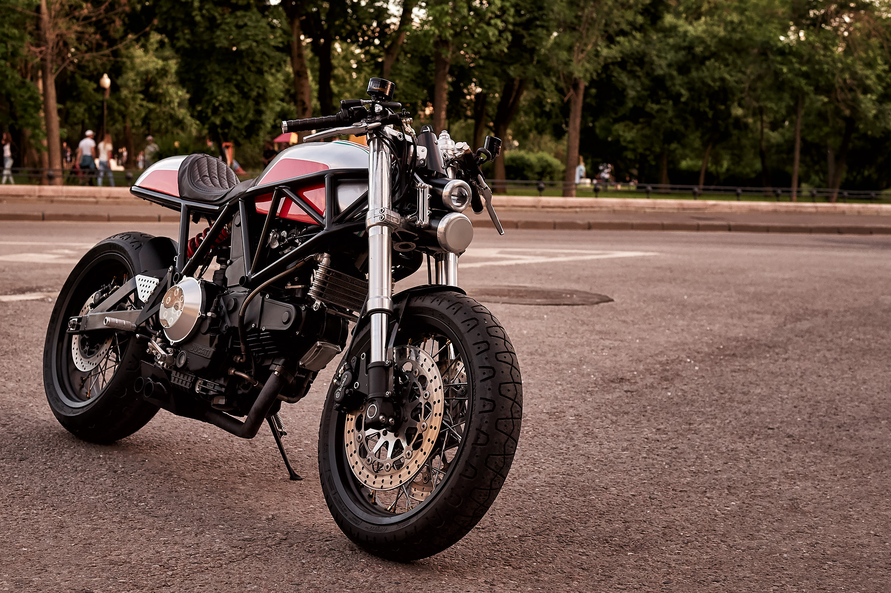 Ducati Super Sport 900 Birdie Customs Ducati SS900