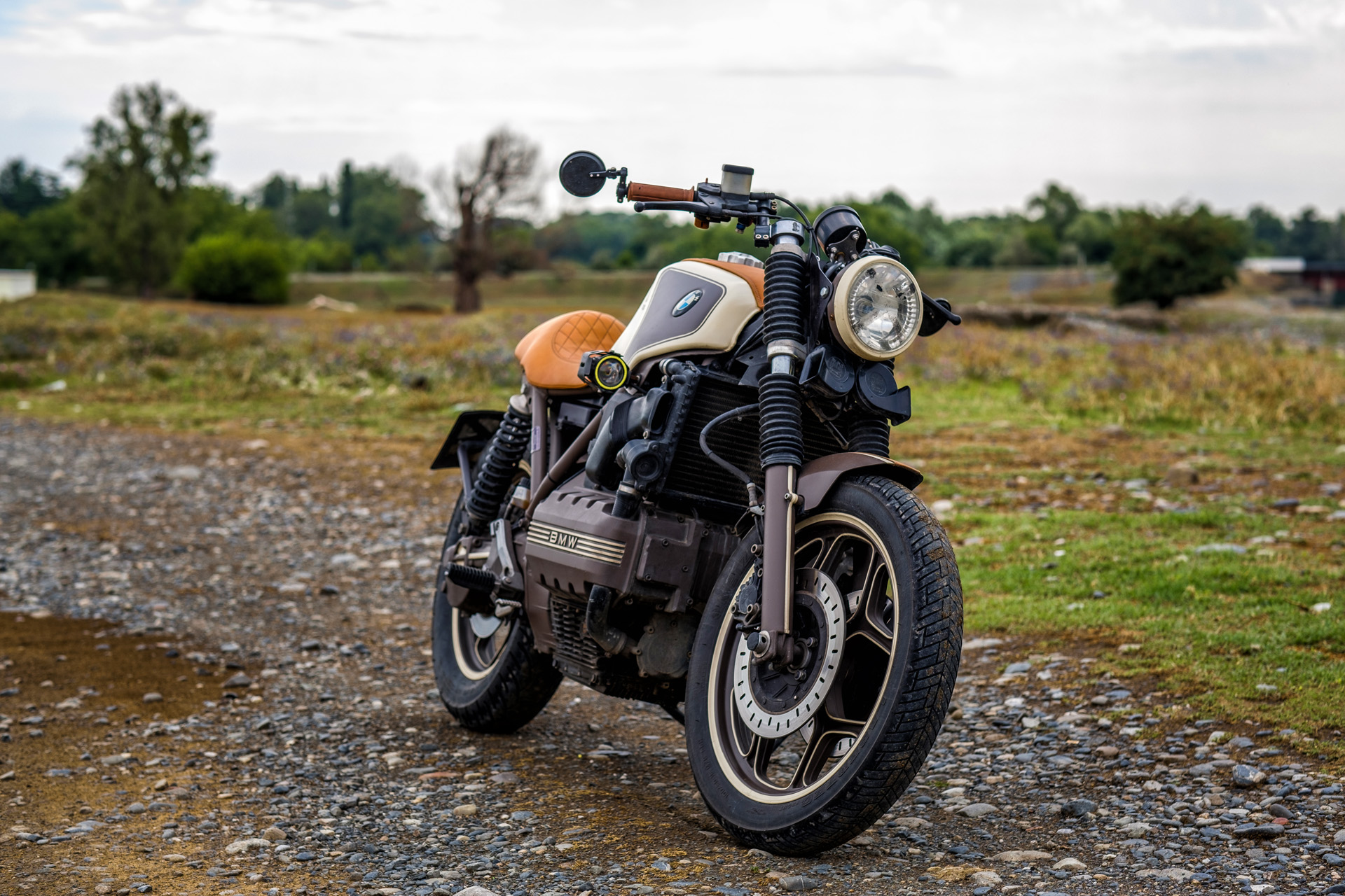 BMW K100 Caferacer Z17Customs
