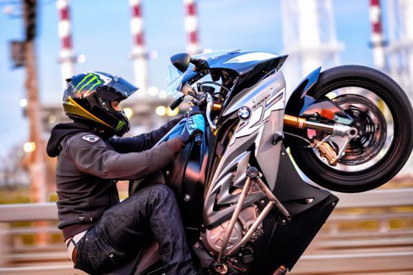 BMW S1000RR Юрий Верховников, Yury Verhovnikov