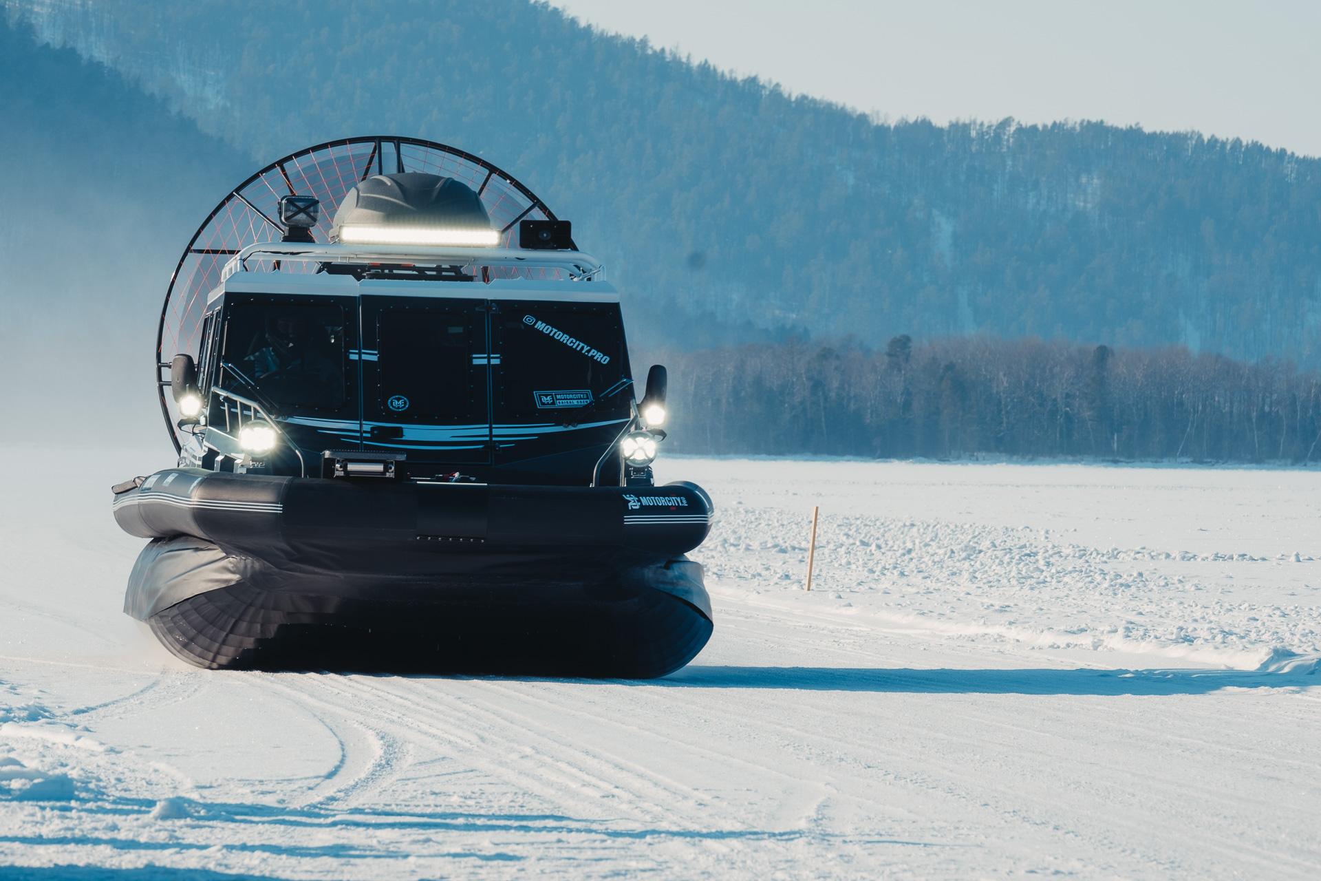 Байкальская Миля 2020 - Motorcity.pro
