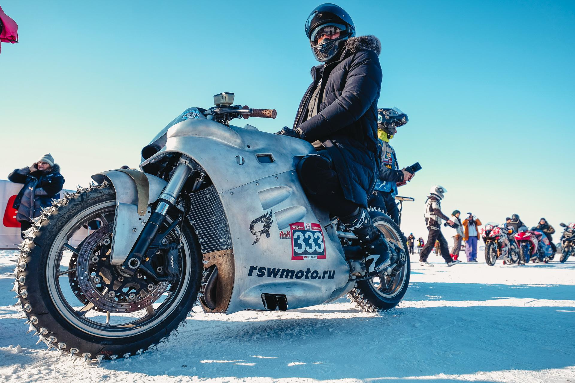 Байкальская Миля 2020 - Татаринов Ярослав Сергеевич Kawasaki GTR 1400 2008 RSW Moto