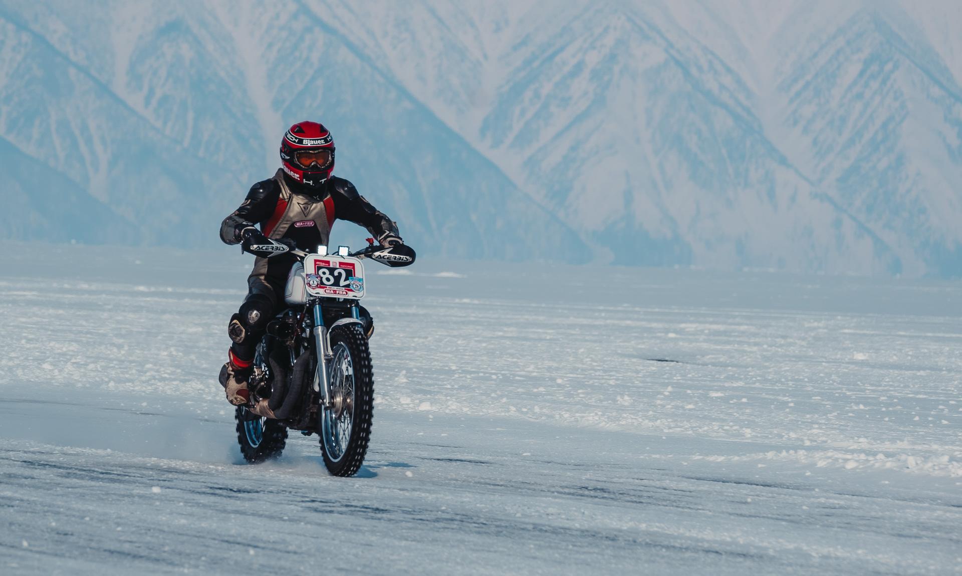 Байкальская Миля 2020 - Любимов Михаил Михайлович Harley-Davidson XL 1200 1312