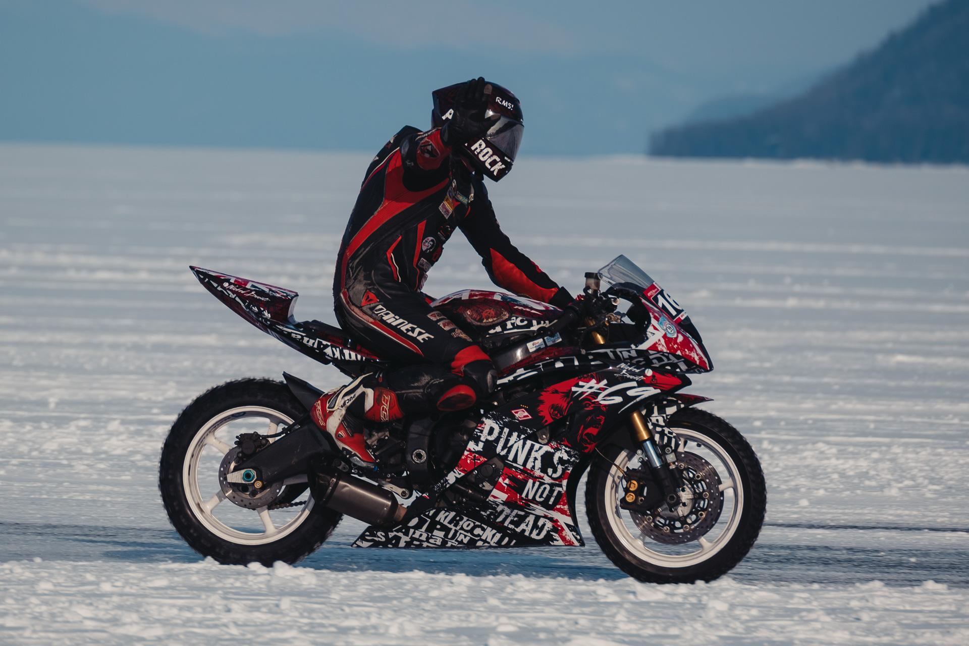 Байкальская Миля 2020 - Туев Денис Николаевич Honda CBR954RR 2003 FBR Racing Team
