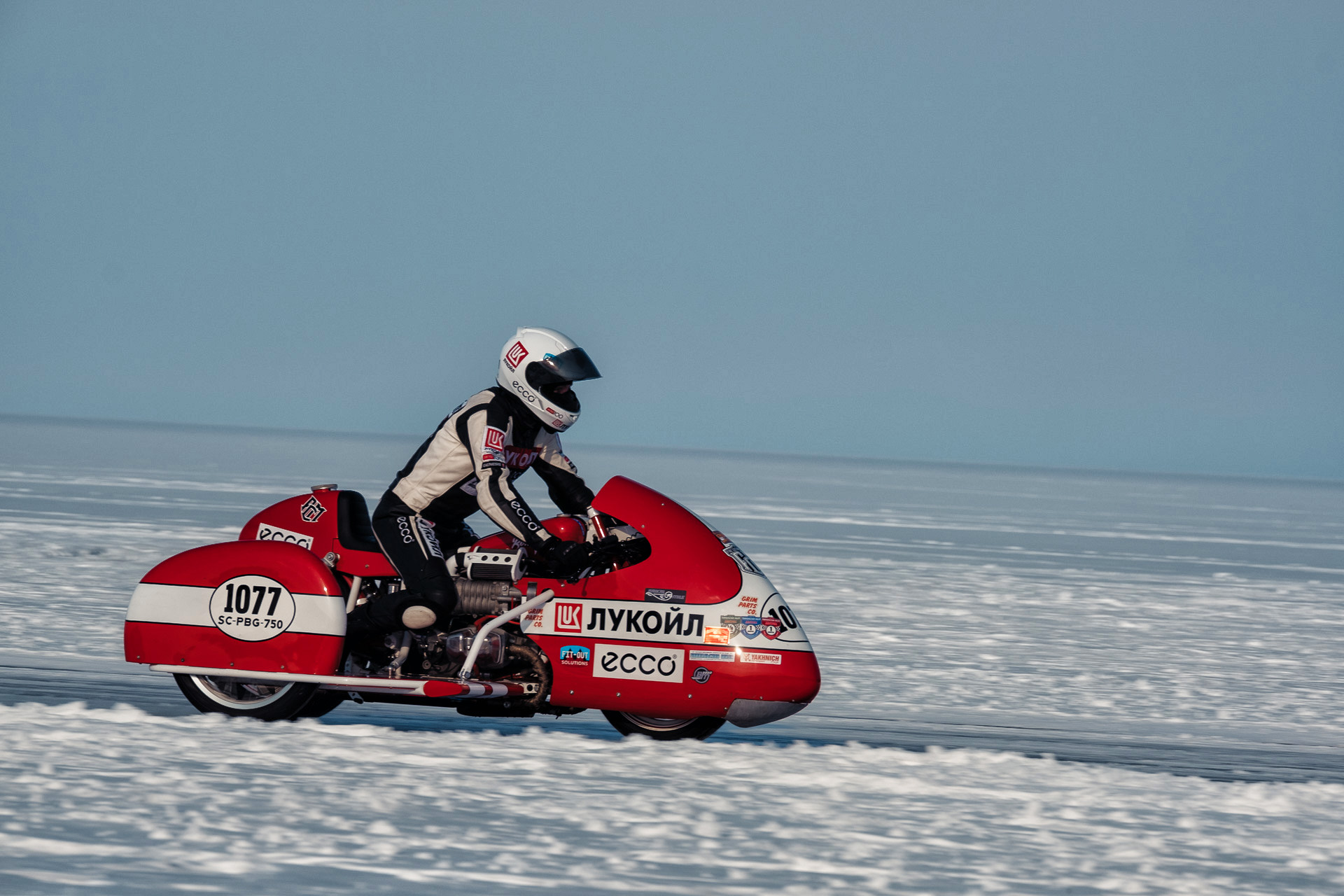 Байкальская Миля 2020 - Лапшенков Петр Геннадьевич Урал-бонни FCM Racing Team