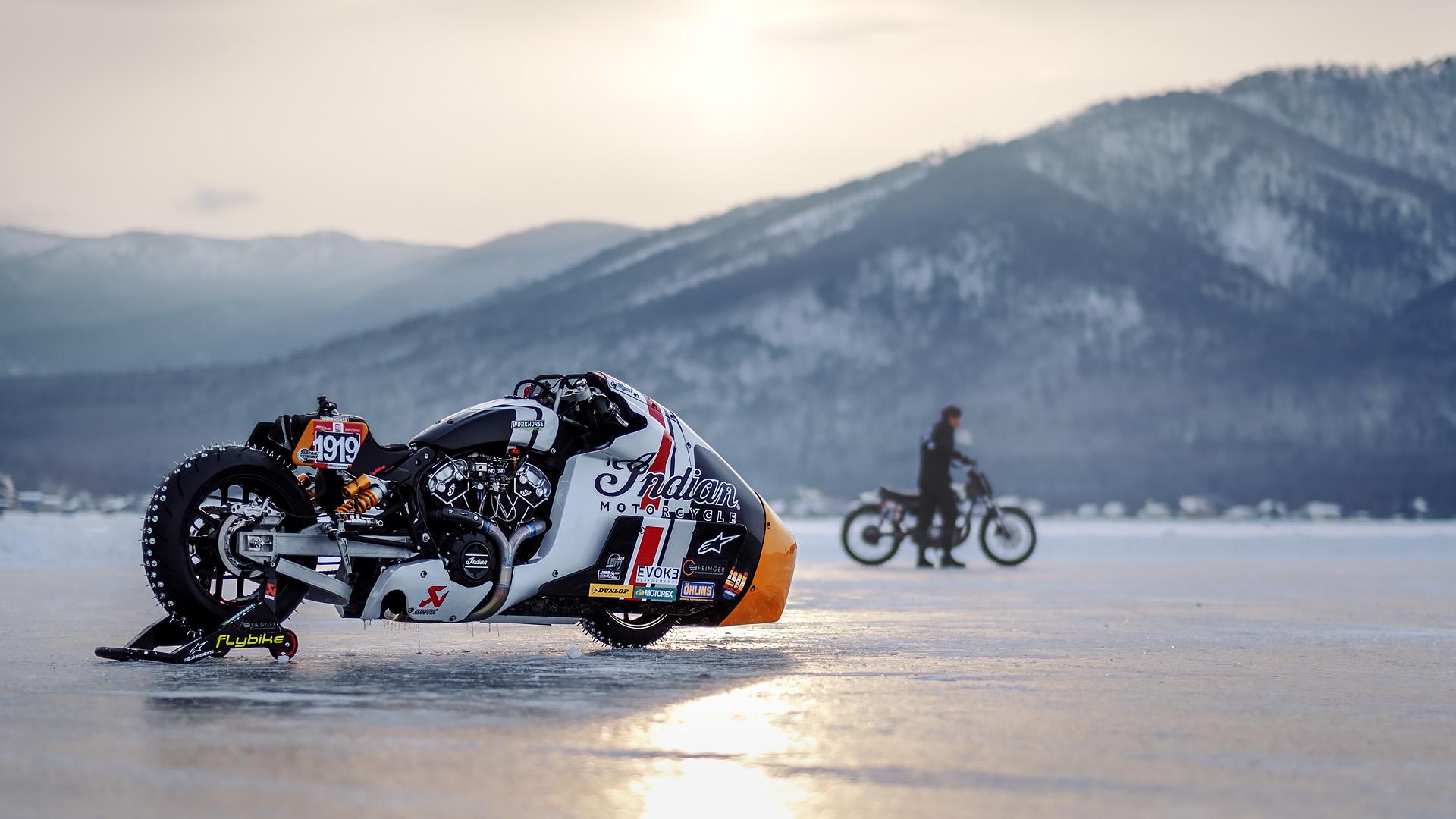 Байкальская Миля 2020 - Indian Motorcycle