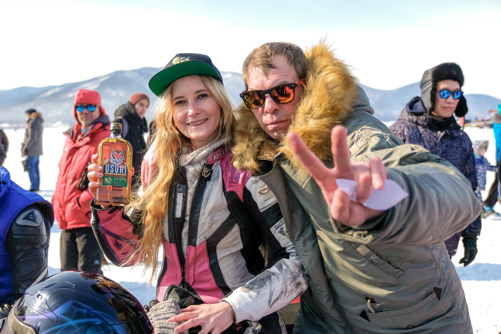 Байкальская Миля 2020 - Колпакова Екатерина Андреевна Yamaha R3 2015 RMS MotorSport
