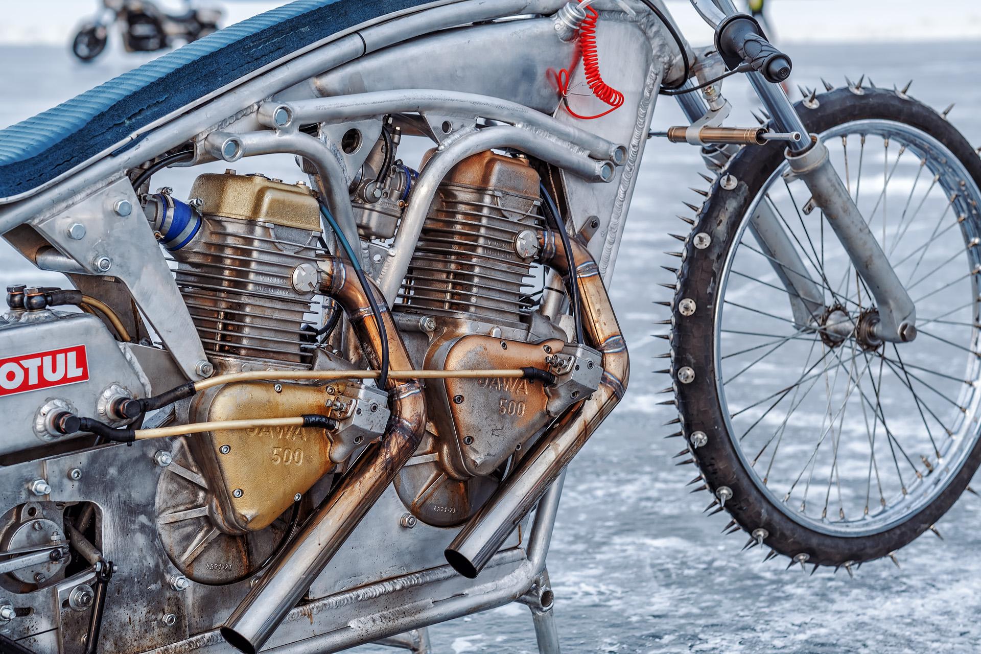 Байкальская Миля 2020 - Zillers Custom Garage
