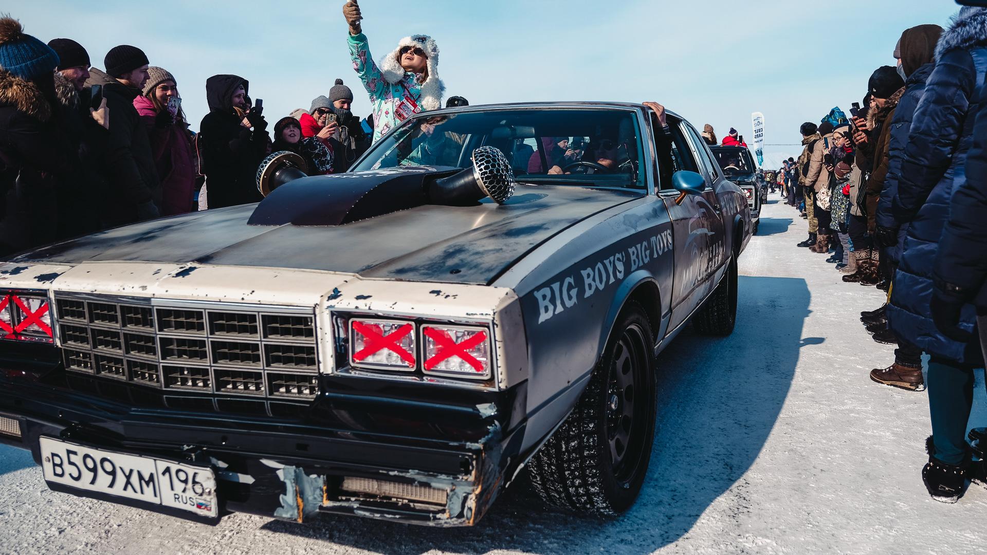 Байкальская Миля 2020 - Big Boys' Big Toys