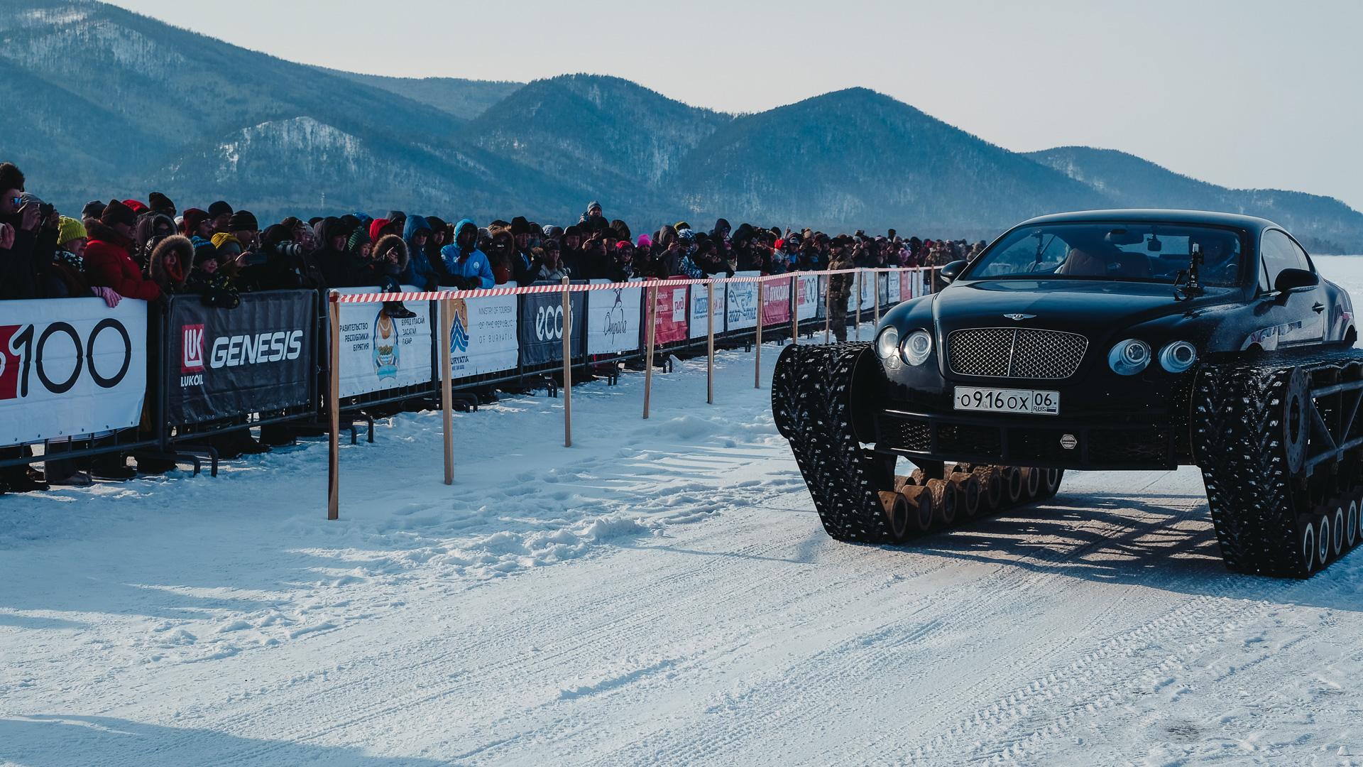 Байкальская Миля 2020 - Заруцкий Константин Сергеевич Bentley Ultratank ACADEMEG