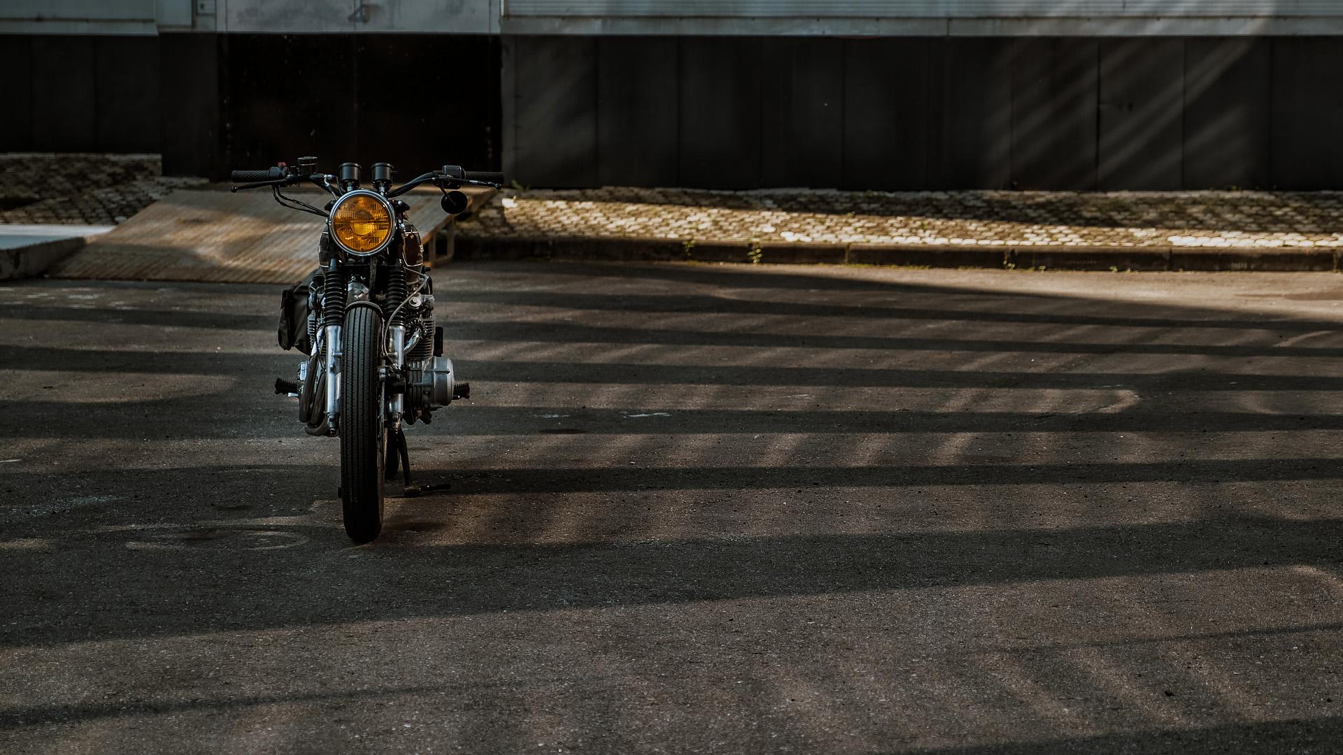 HONDA CB 550F