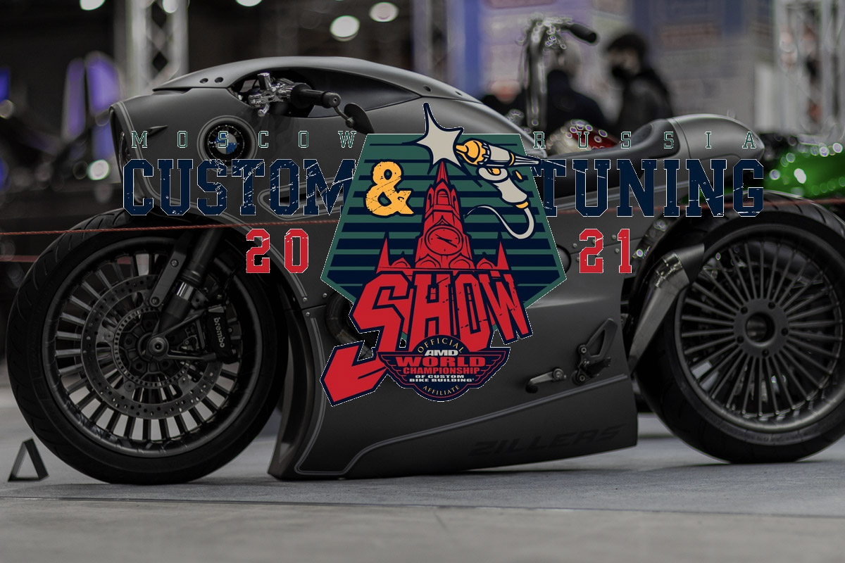Moscow Custom&Tuning Show 2021